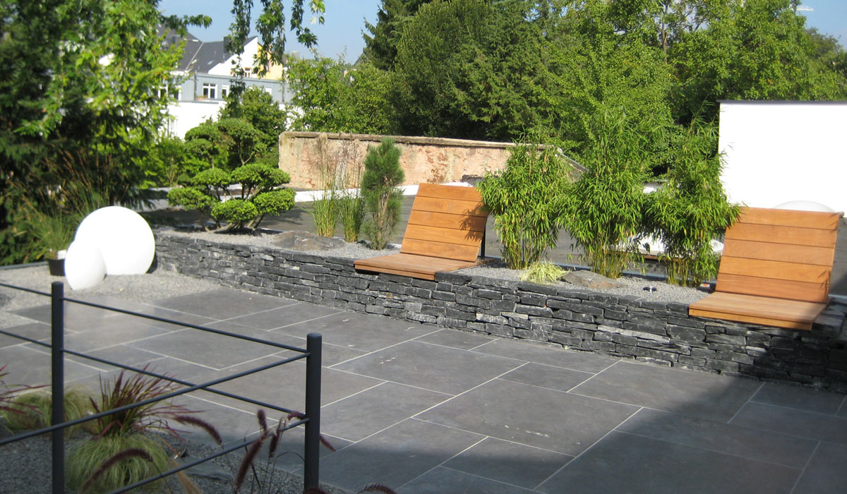 Terrassen Und Gartengestaltung
